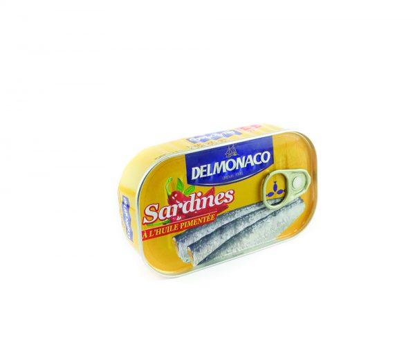 Canned-Fish-Delmonaco-Sardines-a-Lhuile-Pimentée