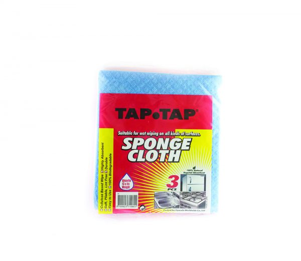 Home-Care-Tap-Tap-Sponge-Cloth